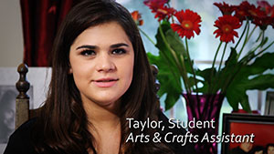 Taylor, Recent High School Graduate