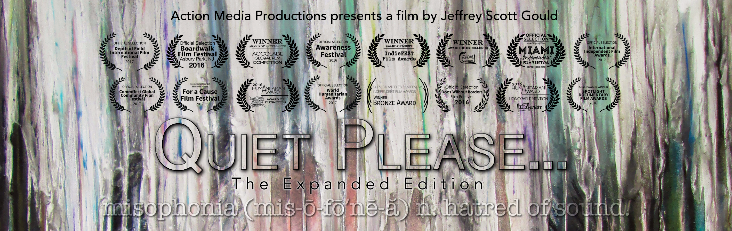 Quiet Please – A film about Misophonia